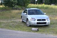 2005 Subaru Impreza 2.5rs édition sport - Nego