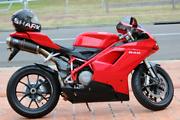 Ducati 848 Blacktown Blacktown Area Preview