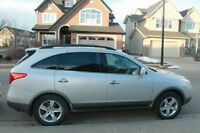 2008 Hyundai Veracruz SUV, Limited, DVD, Leather, 7 Seater