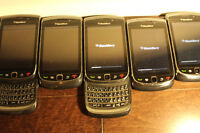 Unlocked BlackBerry Torch 9800 - 4 GB - Touch Screen - 11  Units