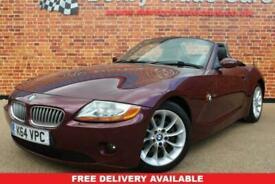 image for 2005 K BMW Z4 3.0 Z4 SE ROADSTER 2D 228 BHP