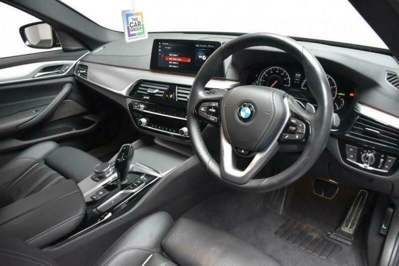 2017 67 BMW 5 SERIES 2.0 520D XDRIVE M SPORT TOURING 5D 188 BHP DIESEL