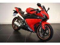 Yamaha YZF R 125 ••••••••Free Delivery•••••••••••
