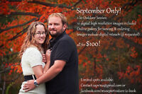 $100 Fall Photography Sessions!