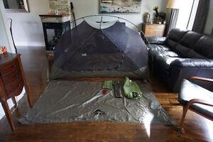 Tente MSR Hubbu Hubba 2 personne + footprint