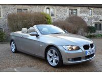 BMW 320 2.0 auto 2008 i SE, 40K MILES, 1 OWNER FULL S/HISTORY NEW MOT