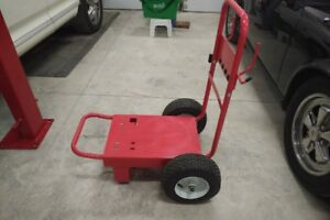 Pressure washer cart for sale. Brand new.