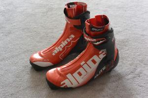 Alpina ESK 2.0 9.5/43 Nordic Skating Ski Boots  2017/18
