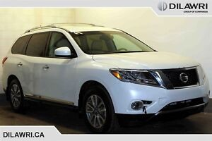 2013 Nissan Pathfinder SL V6 4x4 at