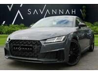 2020 Audi TT 2.0 TFSI S LINE BLACK EDITION 2d 195 BHP Coupe Petrol Semi Automati