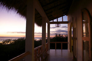 New Secluded Ocean Front Surf and Fishing Villa - Nicaragua