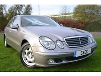 2003 Mercedes Benz E Class E270 CDI Classic 4dr Tip Auto 4 door Saloon