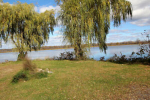 Waterfront lot for sale in Wendover