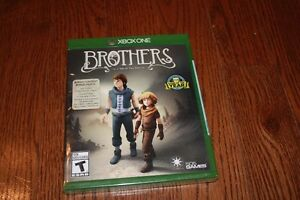 **NEW** Xbox One Brothers - A Tale of Two Sons **NEUF**
