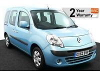 2013(62) RENAULT KANGOO 1.6 EXPRESSION WHEELCHAIR ACCESSIBLE WAV AUTO