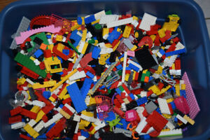 Huge lego collection - Mixed