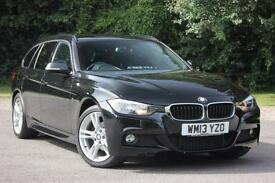 2013 BMW 3 SERIES 320D XDRIVE M SPORT TOURING ESTATE DIESEL