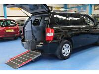 Kia Sedona Wheelchair Car disabled accessible vehicle mobility adapted