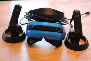 Acer- Windows Mixed Reality (VR)