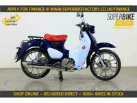 2019 19 HONDA C125 SUPER CUB PART EX YOUR BIKE