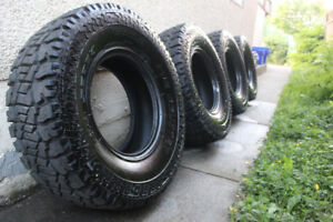 ***BRAND NEW - DICK CEPEK FUN COUNTRY TIRES FOR SALE***