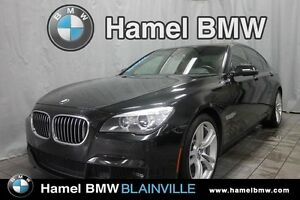 BMW 7 Series 4dr Sdn xDrive AWD 2013