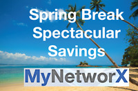 INTERNET SPRING BREAK SPECIALS---FINAL WEEK-Hurry Up