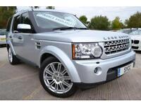 2011 Land Rover Discovery 3.0 TDV6 HSE 5dr Auto 5 door Estate
