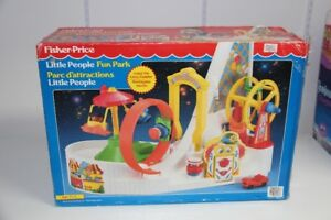 Fisher Price - Jeu PARC ATTRACTIONS