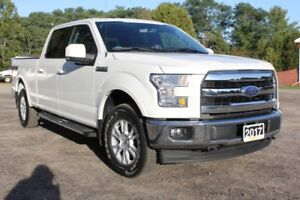 2017 Ford F-150 Lariat 4X4 |Sunroof | Trailer Pro Backup Assist