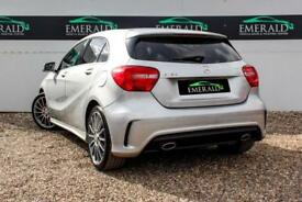 2014 64 MERCEDES-BENZ A CLASS 1.5 A180 CDI BLUEEFFICIENCY AMG SPORT 5D 109 BHP D
