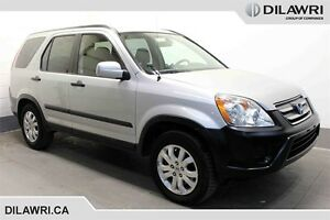 2006 Honda CR-V EX 5 SPD at
