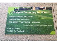 Hodgson Gardening Service