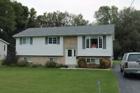 Perfect family home minutes from Belleville and Trenton