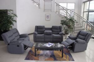 FACTORY DIRECT RECLINER SOFA SET ON SALE