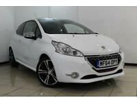 2015 64 PEUGEOT 208 1.6 THP GTI LIMITED EDITION 3DR 200 BHP