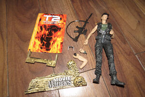 Mcfarlane Sarah Conner action figure from Terminator 2