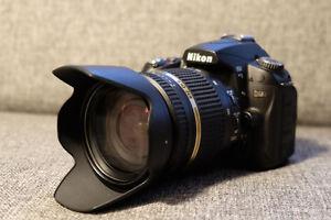 Nikon D90 DSLR camera (lenses available too!)