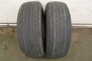 2-215/65R16 MICHELIN DEFENDER ALL SEASON TIRES