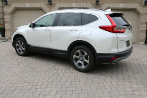 *Lease take over, 2017 Honda CRV EX-L