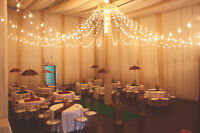 EVENT BANQUET HALL PARTY WEDDING BIRTHDAY 100 PEOPLE