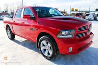 2016 RAM 1500 SPORT C/C CHECK OUT THE TORRED SPORT PACKAGE !!