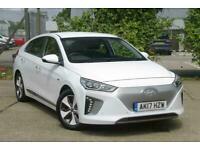 2017 Hyundai Ioniq E (88kw) Premium SE Electric Auto 5Dr Hatch Hatchback Electri