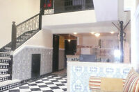 Beau Riad (maison hôte) en location (vente) à Marrakech (MAROC)