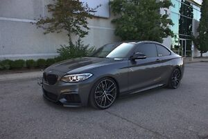 2015 BMW M235i M-Performance Track Edition Coupe 1 of 50