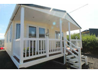 2008 Omar Beauford lodge - double glazing central heating 3 bedrooms 33x20ft
