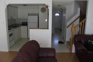 3 Bedroom Townhouse for Rent in South End Guelph Available May 1