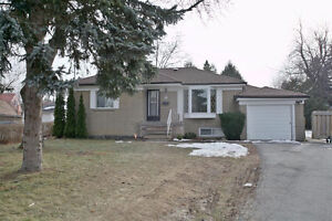 2 Bedroom + 1 Bathroom Basement for rent with Separate Entrance