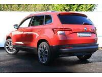 2018 Skoda Karoq 2.0 TDi Edition Automatic 4Wd Automatic Estate Diesel Automatic