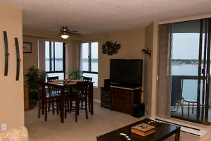 FURNISHED EXECUTIVE RIVERFRONT CONDO Sarnia Sarnia Area image 2